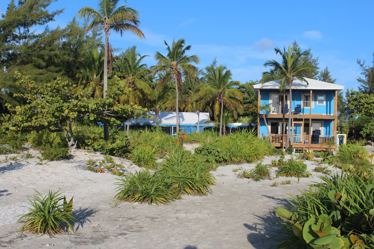Andros beach house for Beach houses for rent in bahamas