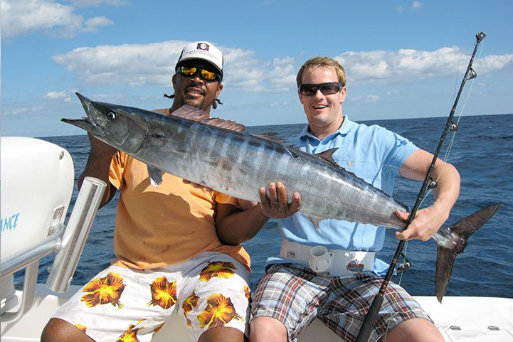 Andros Fishing in the Bahamas